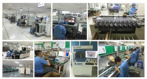 Customized PCB Surface Mount PCB Assembly In - Circuit Test Data Generation